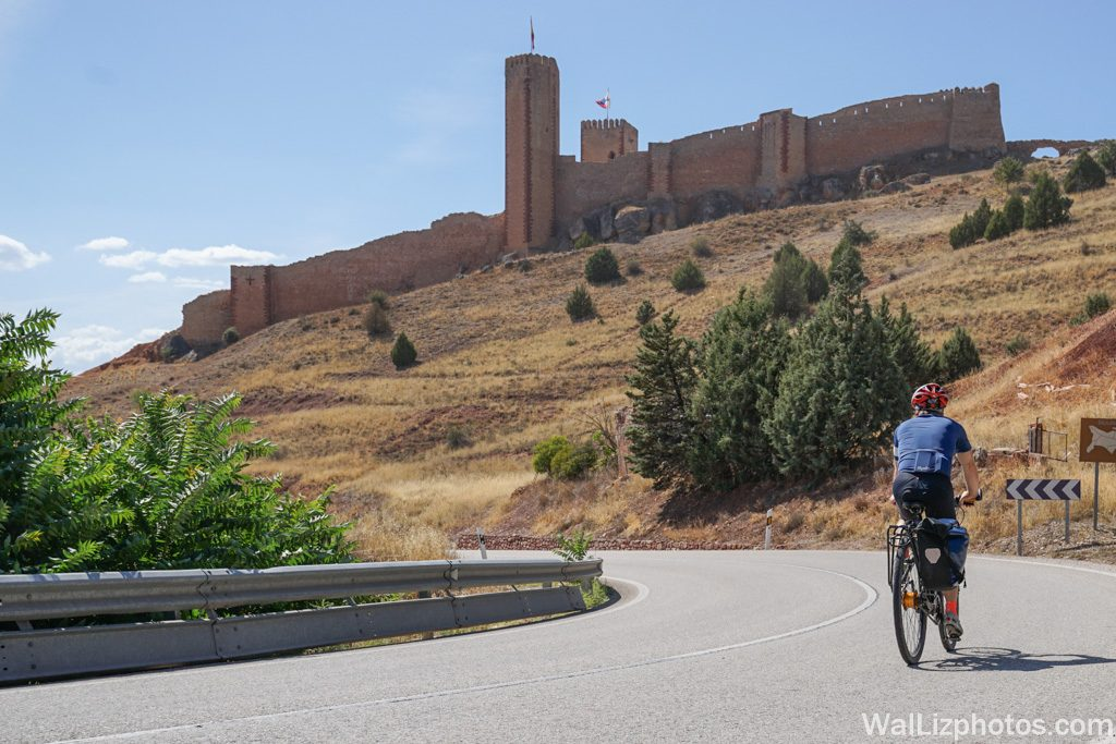 camino del cid cycling