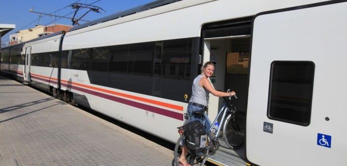 transport bike spain