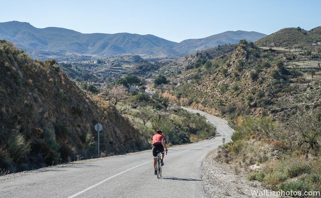 cycling almeria