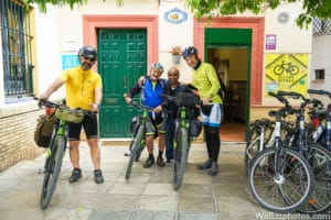bike rental seville