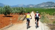 mountain bike Costa Blanca