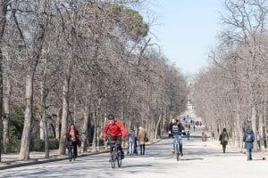 cycling madrid
