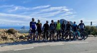 cycling camp Calpe