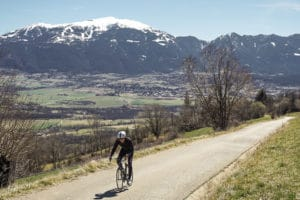 Cycling Spanish Pyrenees