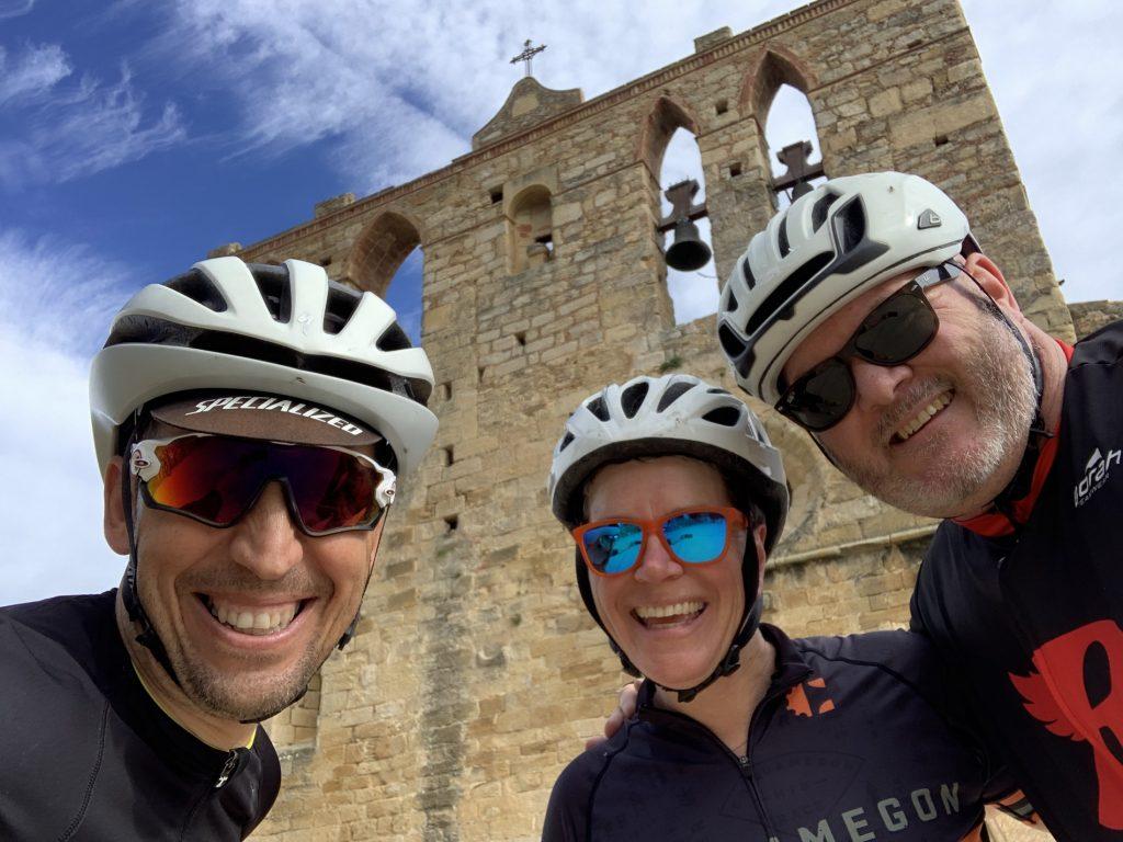rent road bike costa brava and barcelona