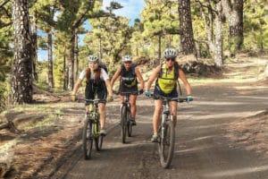 Cycling La Palma