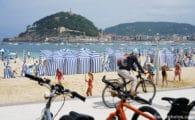 Cycling San Sebastian