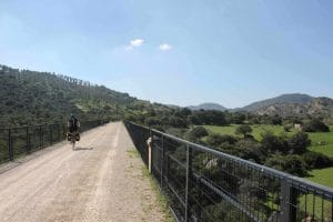 cycling holiday andalusia