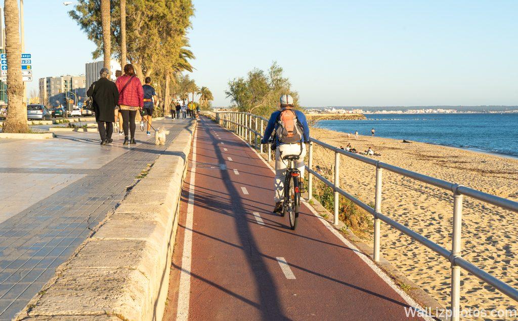 Palma de mallorca cycling