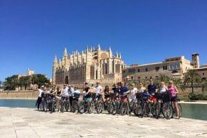 Bike Tour Palma de Mallorca Mallorca