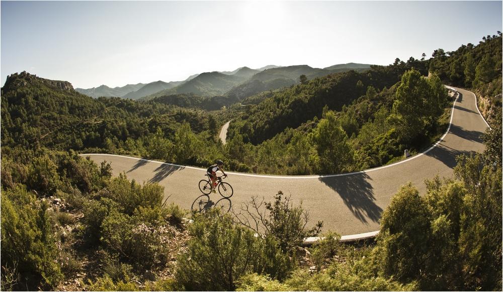 Cycling holiday Cambrils