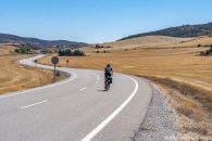 cycling spain wheather